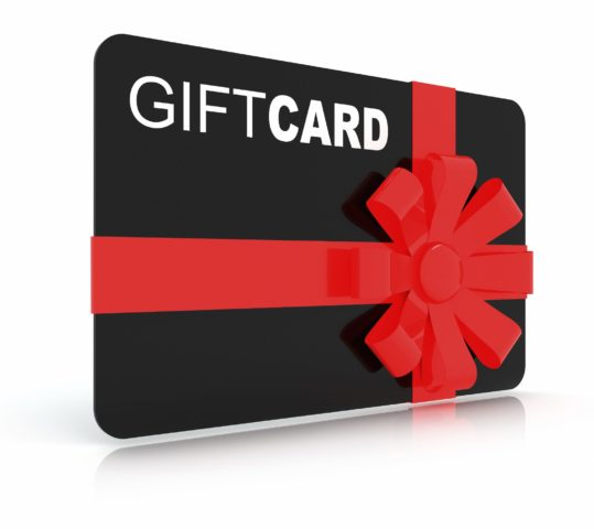 The perfect gift…  an eGift Card from The Salon!